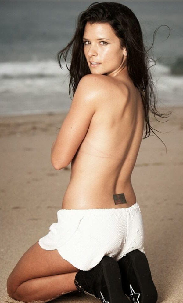 Danica Patrick – nude and naked pics