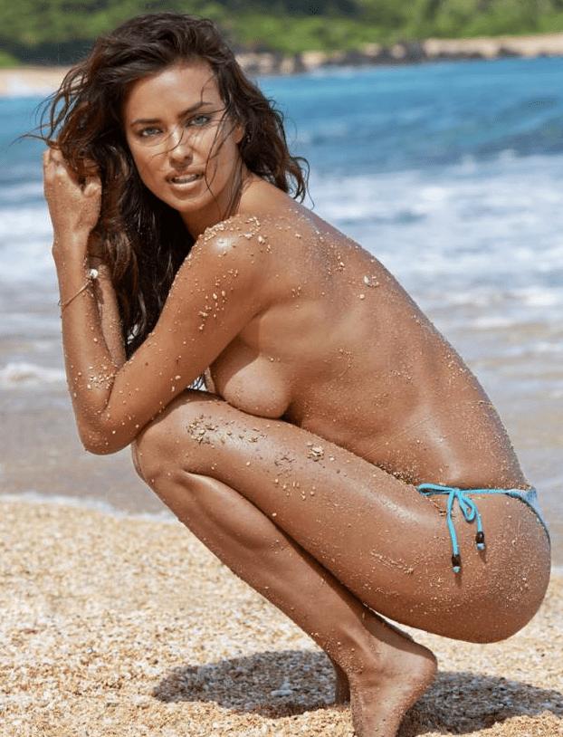 Irina Shayk – Nude and Naked Pics